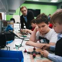 «Инженерные каникулы» в детском технопарке, в Челябинске