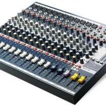 Микшерный пульт Soundcraft EFX12, в Зеленограде