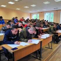 Подготовка к профотбору в ВУЗы МО, МЧС, МВД, в Рязани