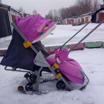 Продам универсальные сани-коляска, в Красноярске