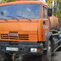 Продается илосос на базе камаз 65115 ко-507 ам, в Санкт-Петербурге