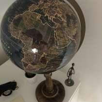 Глобус привезён из Чехии, в г.Белград