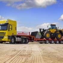 Доставка негабаритных грузов по ЯМО, ХМО и России, в Омске