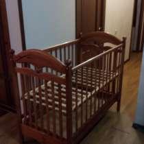Продаю детскую кровать, б/у в хорошем состоянии, в Ставрополе