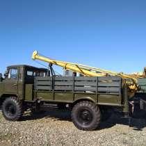 Бурильно-крановая установка БМ-202, в Майкопе