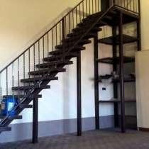 Лестницы металлические, Ограждения. Перила, в г.Лондон