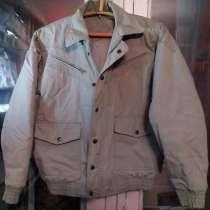 Куртка утеплённая мужская с капюшоном, в Шебекино