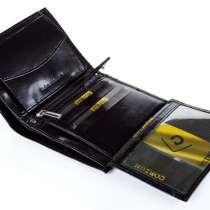 Мужской кожаный бумажник, в Калининграде