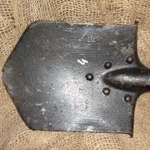 Лопата МПЛ 50 пехотная 1941 год с клеймом. Ориг В Челябинске, в Челябинске