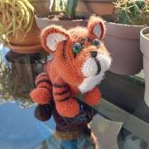 Amigurumi tigre, в г.Sollies-Pont