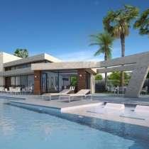 Недвижимость в Испании, Новые современные виллы Хавеа, в г.Javea