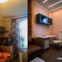 Ремонт, отделка, дизайн квартир и других помещений в С-Пб, в Санкт-Петербурге