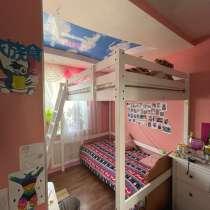 Кровать двухъярусная, в Одинцово