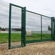 Заборы, калитки, распашные и откатные ворота в Костанае, в г.Костанай