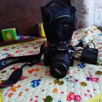 Зеркальный фотоаппарата Canon ЕОS 1100D, в Ишимбае