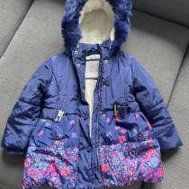 Зимнее пальто детское Mothercare, в Москве