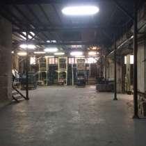 Сдаю производственное помещение 370 кв. м. Без комиссии, в Москве