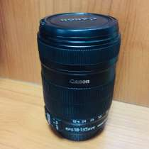 Canon 18-135mm IS, в Самаре