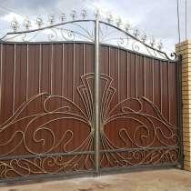 Изготовление ворот, заборов, перил, в Челябинске