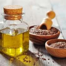 Льняное масло, натуральное (сыродавленное), в Уфе