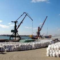 Перевалка грузов в портах Азов, Таганрог, Ростов-на-Дону, в Таганроге