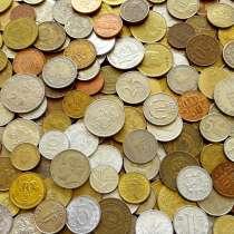 Иностранные монеты, в Норильске