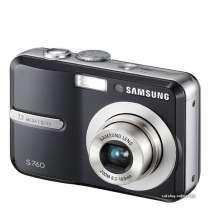 Фотокамера цифровая Samsung s760, в г.Могилёв