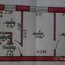 Обменяю квартиру на дом, в г.Витебск