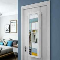 Зеркальный деревянный шкаф для украшений, в Уфе