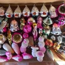 Игрушки новогодние ссср, в Видном