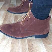 Ботинки зимние мужские новые 43 размер, в Комсомольске-на-Амуре
