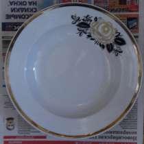 Тарелки суповые, в Новосибирске