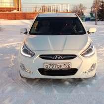 Продам Hyundai Solaris 2013 года, в Уфе