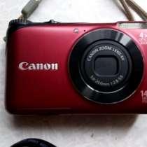 Canon фотоаппарат powershot А 2200 HD, в Москве