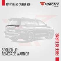 "Spoiler lip para Toyota Land Cruiser ""Renegade, в г.Витория"