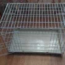 Клетка для мелких собак размер 3, в Ростове-на-Дону