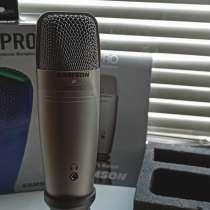 Продам профессиональный USB-микрофон Samson C01U PRO. Новый!, в г.Тирасполь