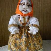 """Интерьерная кукла на чайник """"Баба Маша"""", в Нижнем Новгороде"""
