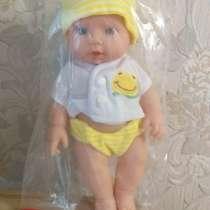 Пупсик 28см, новый на подарок ребёнку, в г.Брест
