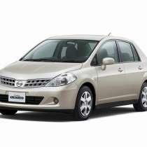 Прокат авто Nissan Tiida Latio в Грузии, в г.Тбилиси