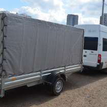 Пассажирские перевозки Фордом с прицепом, в Набережных Челнах