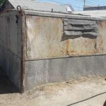 Старый вагончик, в г.Атырау