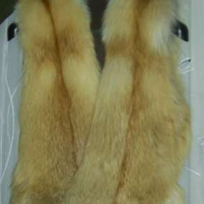Selling a vest made of fur foxes!, в г.Нью-Йорк