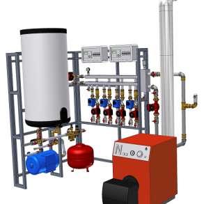 Отопление, водоснабжение, монтаж котельной, очистка воды, в Троицке