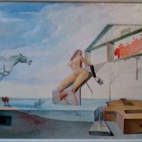 Продам свою картину, в Санкт-Петербурге
