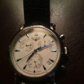 Часы-хронометр оригинальные Elysee, в Москве