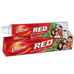 Аюрведическая зубная паста Дабур красная (Dabur Red Paste fo, в Москве