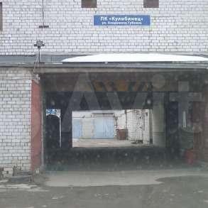 """Кирпич охрана Гараж (4 х 6) """"Кулибинец"""", ул. Новая/Губкина, в Рыбинске"""