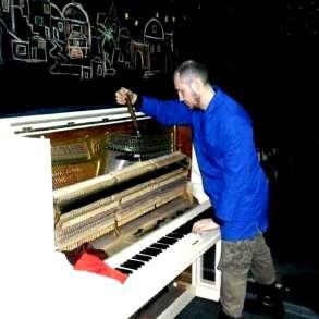 Ремонт и реставрация фортепиано в Краснодаре, в Краснодаре