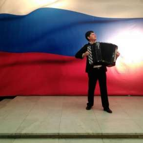 Баян (свадьба,юбилей).Молодой поющий баянист.Профессионально, в Ульяновске